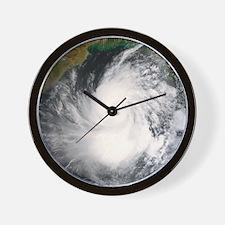 Tropical cyclone Nargis, May 2008 Wall Clock
