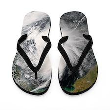 Tropical cyclone Nargis, May 2008 Flip Flops