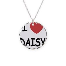 I heart DAISY Necklace