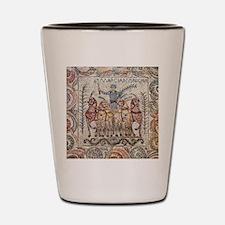 Roman Charioteer Shot Glass