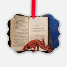 Robert Taylor the devil's chaplai Ornament