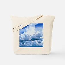 Towering cumulus clouds Tote Bag