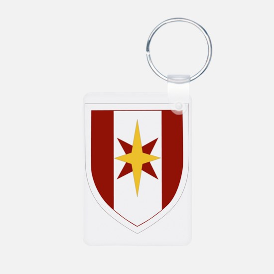 SSI - 44th Medical Command Keychains