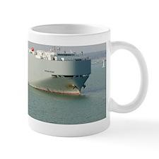Ro-Ro PCC Car Transporting Vessel Mug