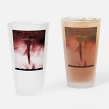 Tornado Drinking Glass
