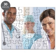 Hospital staff Puzzle