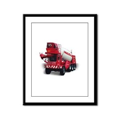Stan's Truck Framed Panel Print