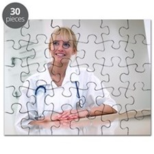 Hospital doctor Puzzle
