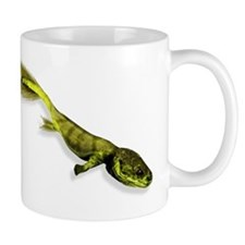 Tiktaalik prehistoric fish, artwork Small Mug