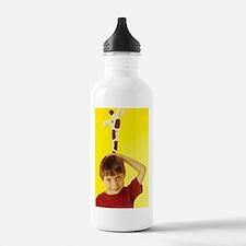 Height measurement Water Bottle