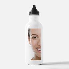 Healthy woman Water Bottle