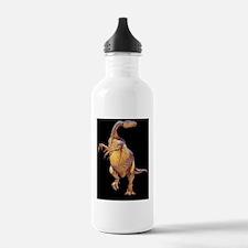 Therizinosaurus dinosa Sports Water Bottle
