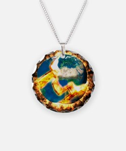 The end of the world Necklace