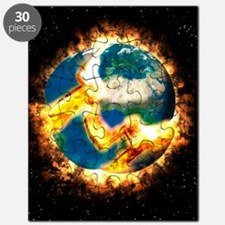 The end of the world Puzzle