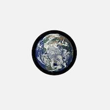 The Arctic, satellite image Mini Button
