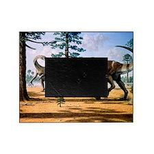 Tarbosaurus Picture Frame