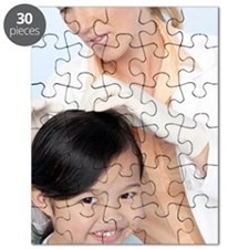 Head lice examination Puzzle