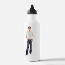 Healthy man Water Bottle