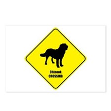 Chinook Crossing Postcards (Package of 8)
