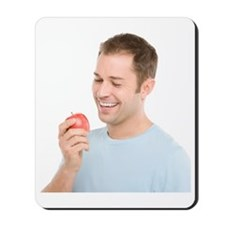 Healthy diet Mousepad
