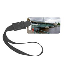 Tees Barrage Luggage Tag
