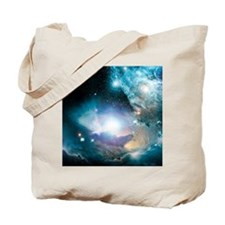 Primordial quasar, artwork Tote Bag