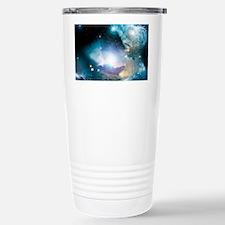 Primordial quasar, artwork Travel Mug