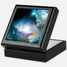 Primordial quasar, artwork Keepsake Box