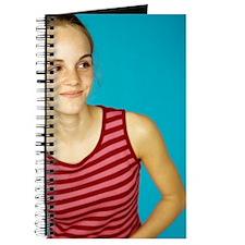 Happy girl Journal