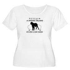 SPINONE ITALIANO designs T-Shirt