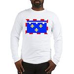 Centre Long Sleeve T-Shirt