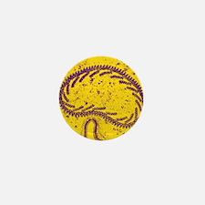 Protozoan tentacle,TEM Mini Button