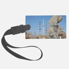 Proton-M rocket launch Luggage Tag