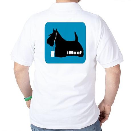 iWoof Scottie Golf Shirt