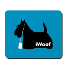 iWoof Scottie Mousepad