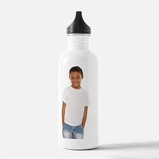 Happy boy Water Bottle