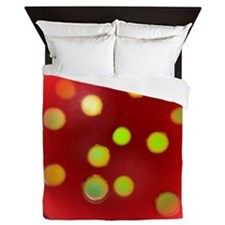 Plum pudding model of the atom, artwor Queen Duvet