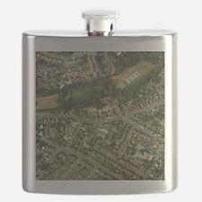 Suburban housing Flask