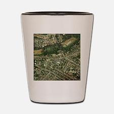 Suburban housing Shot Glass