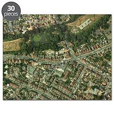 Suburban housing Puzzle