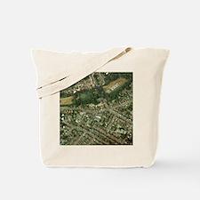 Suburban housing Tote Bag