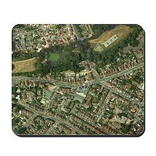 Suburban housing Mousepad