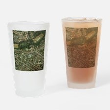 Suburban housing Drinking Glass