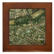 Suburban housing Framed Tile