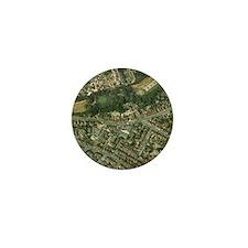 Suburban housing Mini Button