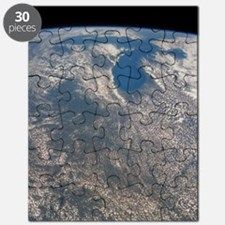 Great Lakes from space Puzzle