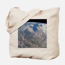 Great Lakes from space Tote Bag