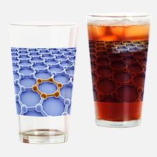 Graphene sheet Drinking Glass