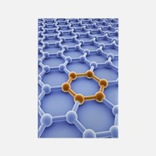 Graphene sheet Rectangle Magnet