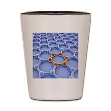 Graphene sheet Shot Glass